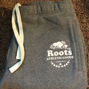 Men's Roots sweatpants